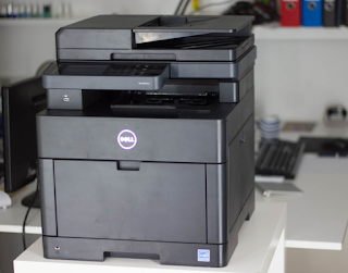 Dell H625cdw Cloud MFP Laser Printer Drivers For Windows, Mac OS and Linux