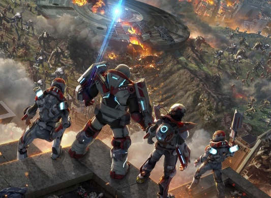 Alienation PlayStation 4 review