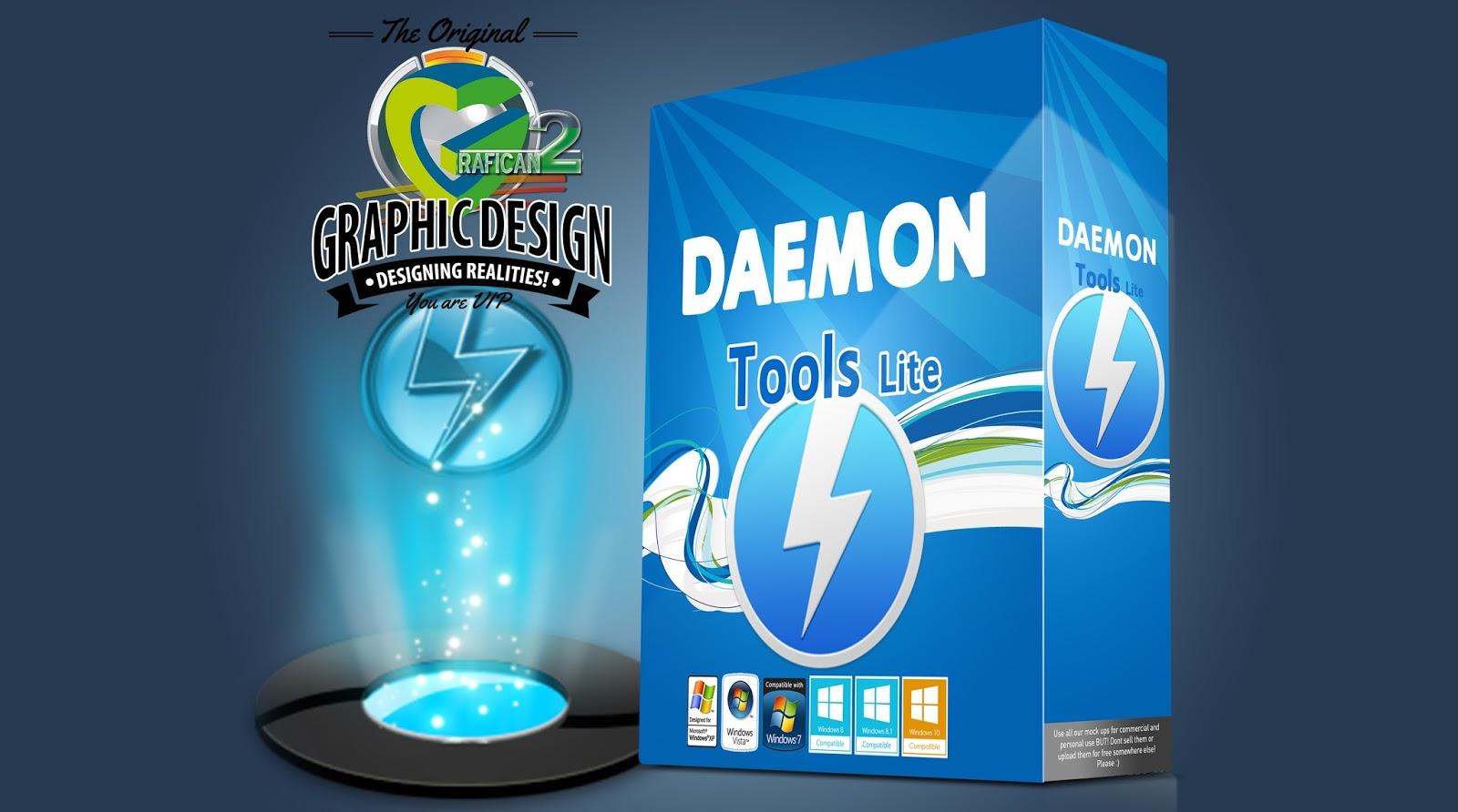 Grafican2 daemon tools lite full espa ol 2016 para - Daemon tools lite windows 8 ...