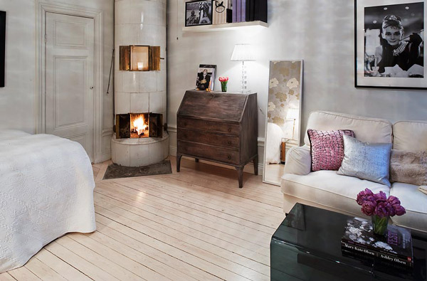Hogares frescos ideas de dise os para apartamentos peque os - Salones estilo zen ...