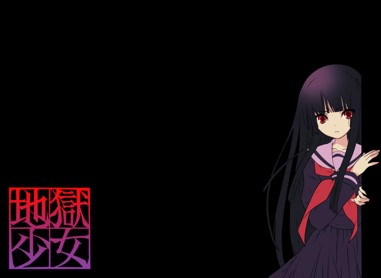 my friends my soul hell girl wallpapers
