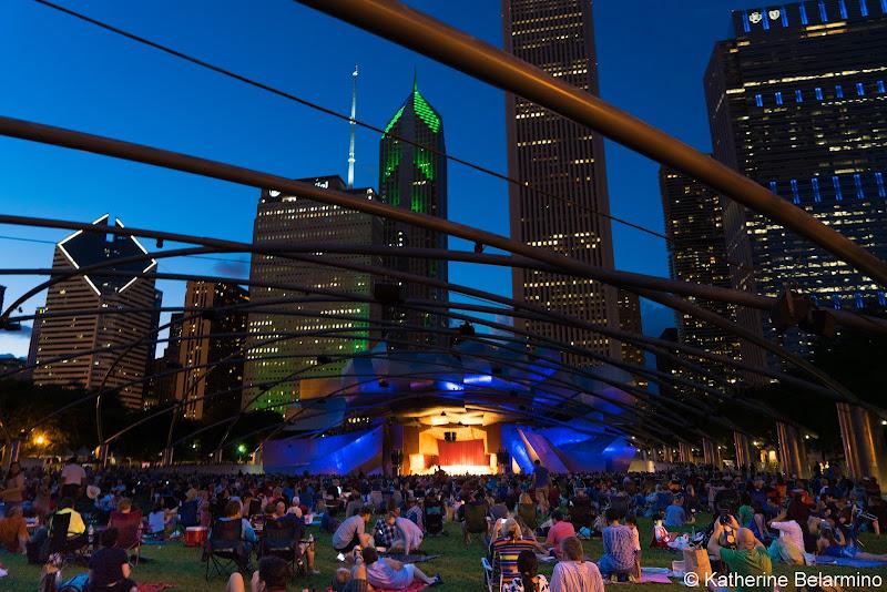 Jay Pritzker Pavilion Girls' Weekend in Chicago