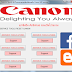 โปรแกรมเคลียร์ซับหมึก Canon ชุดรวมโปรแกรม VIP Version