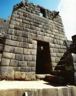 Palácio da Princesa (Ñusta), em Machu Picchu