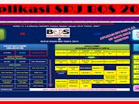 Aplikasi SPJ BOS Format Terbaru Tahun Ajar 2017/2018
