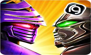 تحميل لعبه Real Steel World Robot Boxing مهكره وجاهزه للأندرويد