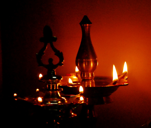 Legacy of Wisdom: In Indian Culture Why we do light a lamp?