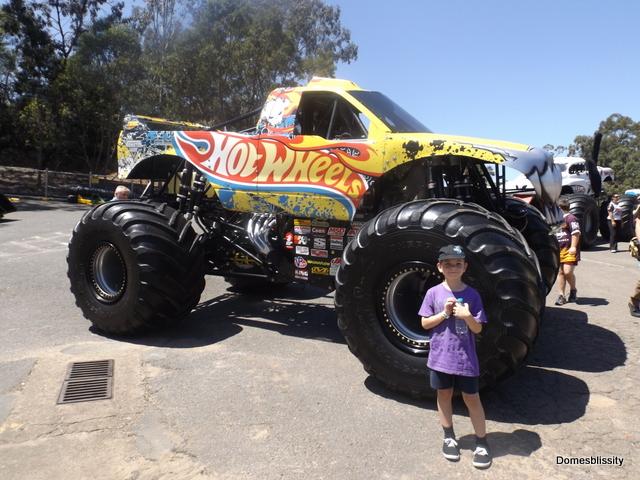 Monster Jam Brisbane Australia Domesblissity
