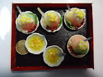 My handmade miniature clay dessert:Ice Kachang