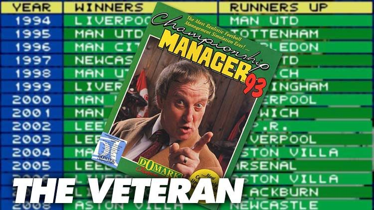 The Veteran Football Manager