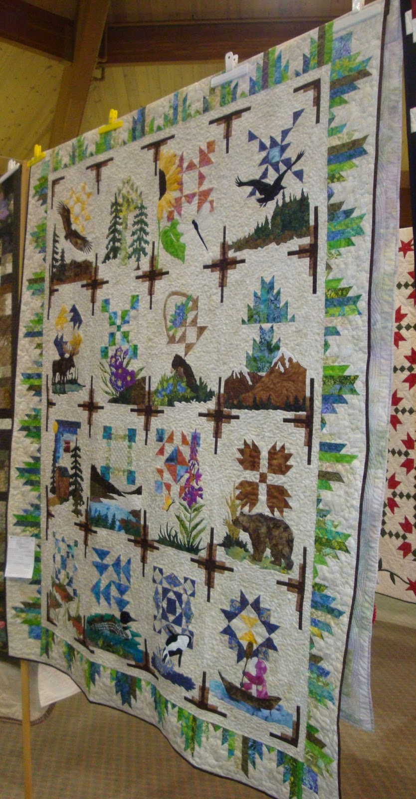 Fabric Therapy Sauder Village Quilt Show Part Ii