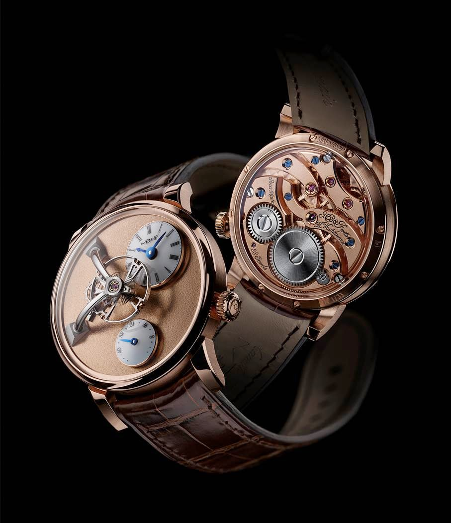 MB&F LM101 Frost Limited Edition3
