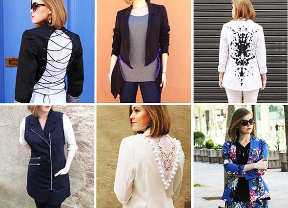 costura, bricomoda, moda, patronaje, labores, customizar, transformar