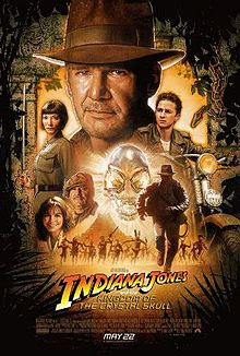 Sinopsis Film Indiana Jones and the Kingdom of the Crystal Skull (2008)