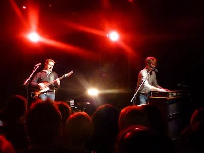 Hanson Anthem Tour Trabendo Paris