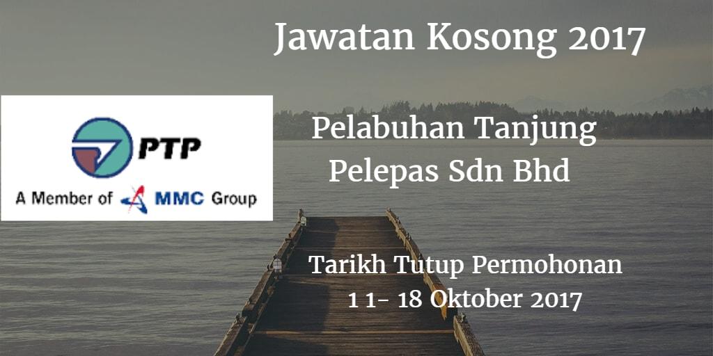 Jawatan Kosong PTP 11 - 18 Oktober 2017