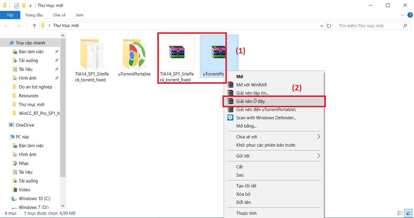 Download TIA V14 SP1 hỗ trợ Windows 10 - Hướng dẫn cài đặt [FULL