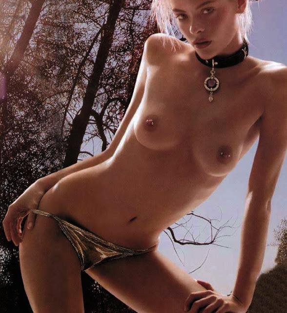 Jill goodacre nude
