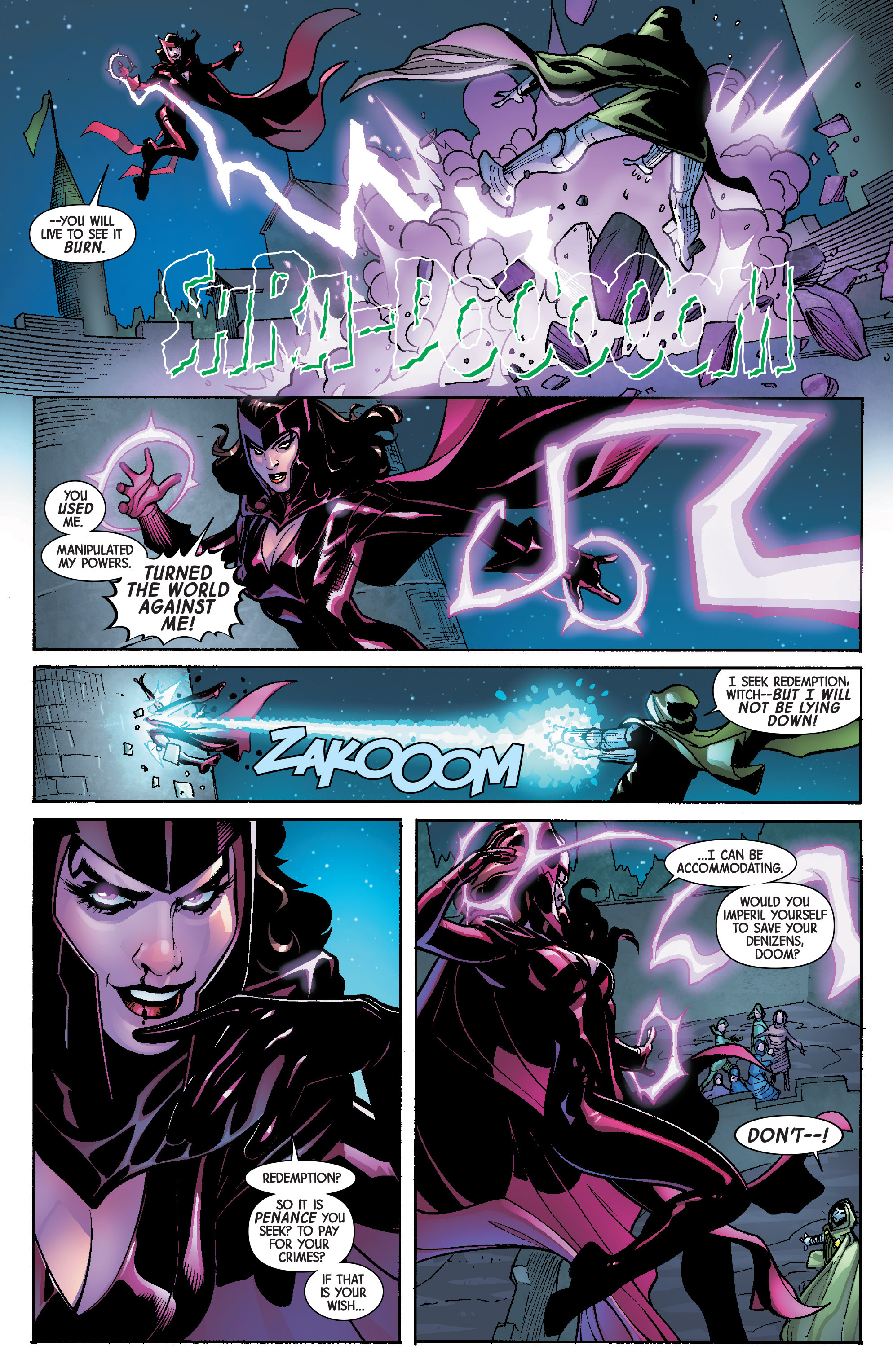 Read online Avengers & X-Men: AXIS comic -  Issue #6 - 16