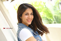 Telugu Actress Lavanya Tripathi Latest Pos in Denim Jeans and Jacket  0175.JPG