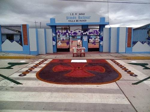 Escuela 34043 SIMON BOLIVAR - Villa de Pasco