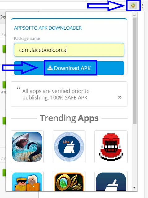 How To Download APK Files From Google Play
