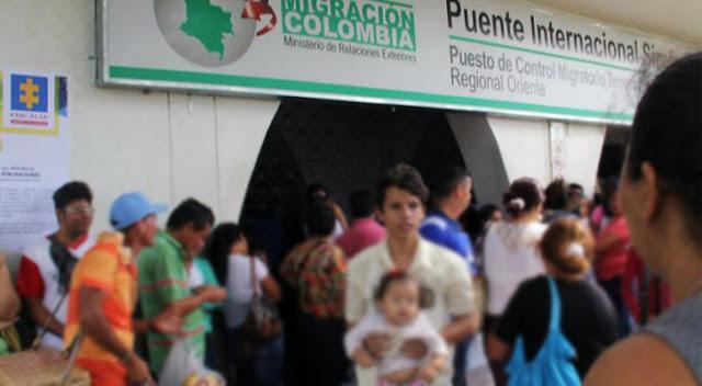 ¡Se acabó lo que se daba! Colombia frena ingreso de venezolanos