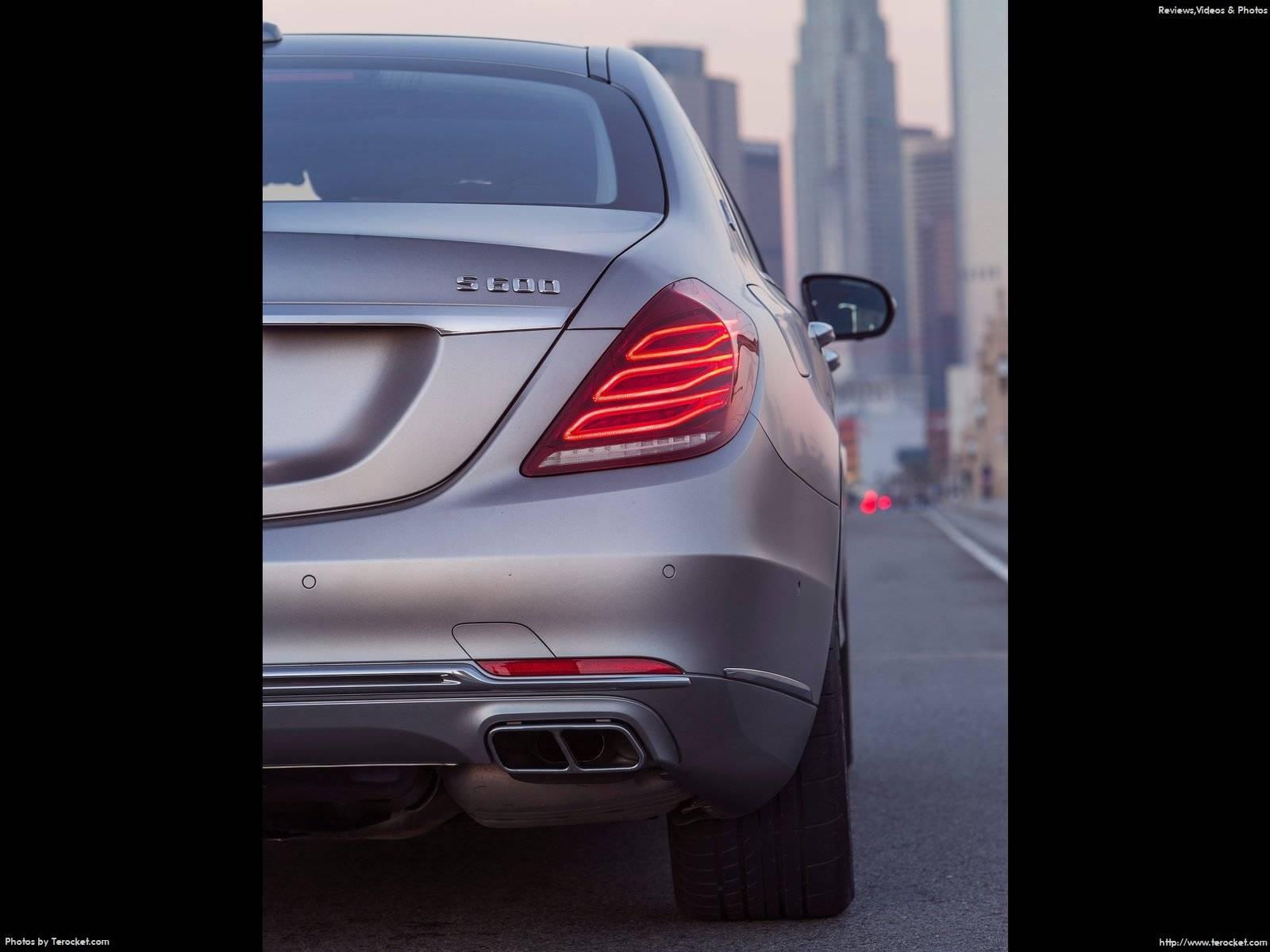 Hình ảnh xe ô tô Mercedes-Benz S-Class Maybach 2016 & nội ngoại thất