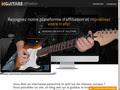 Gagner de l'argent en proposant d' apprendre à jouer la guitare