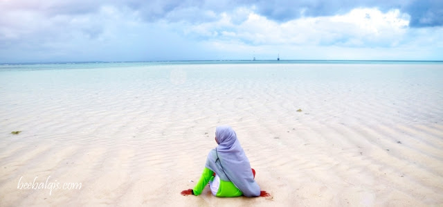 Indahnya Taman Wisata Alam Pulau Sangalaki