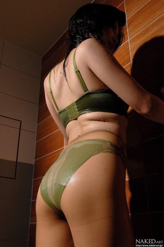 Naked-Art Photo No.00009 Asako 朝子