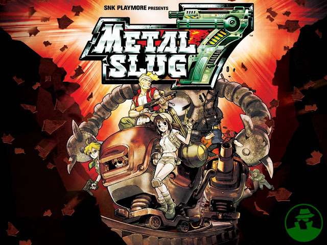 تحميل لعبة ميتال سلوق metal slug كامله للكمبيوتر والاندرويد برابط واحد مباشر ميديا فاير مضغوطة مجانا