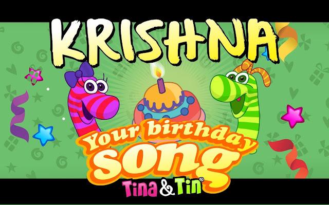 Krishna Birthday Images