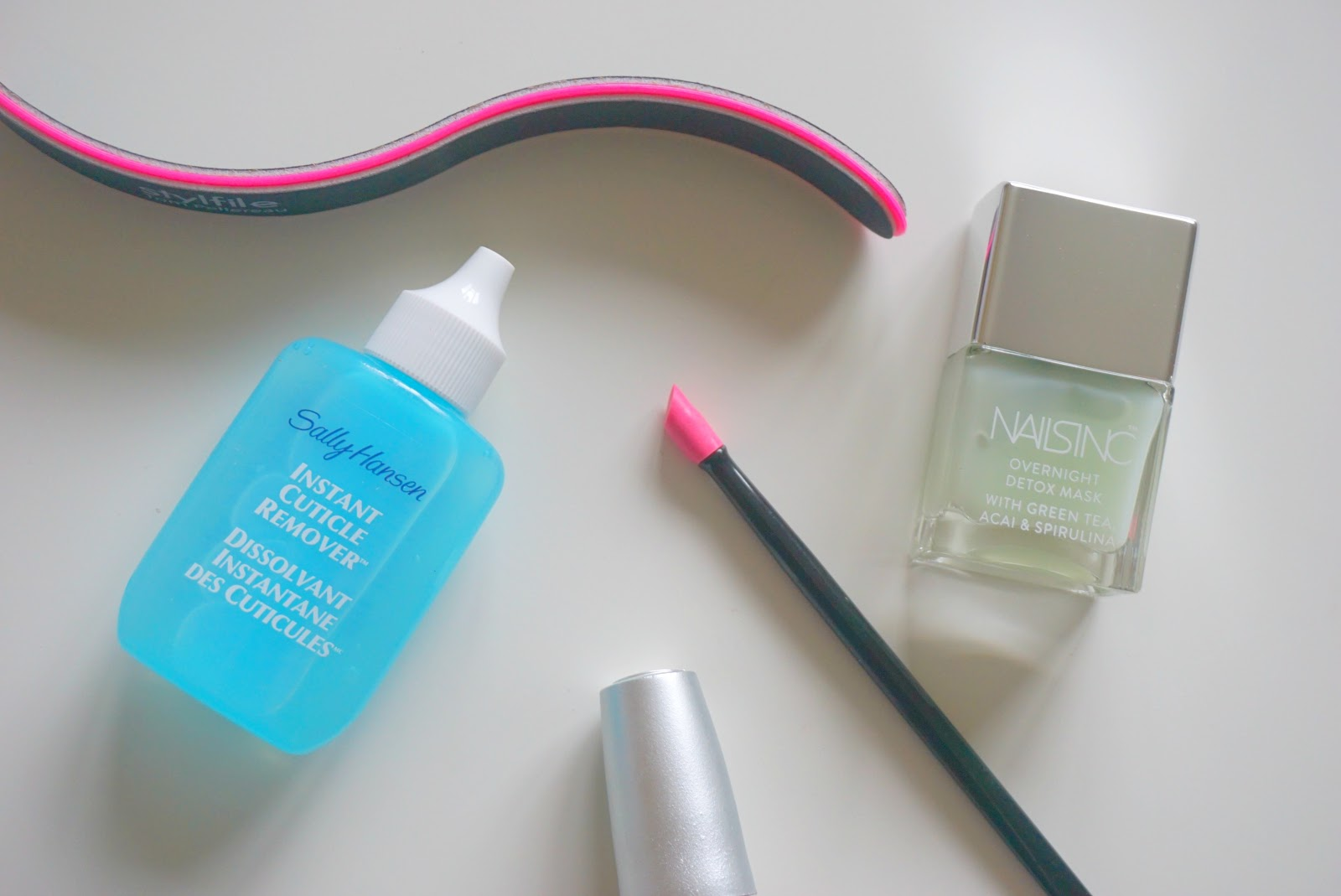 beauty products to condition your nails