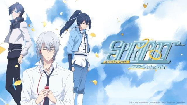 Spiritpact Season 2 Sub Indo