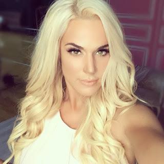 WWE Lana Topless