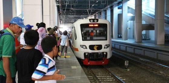 Ketahui 10 Fakta Tentang Kereta Bandara Soekarno-Hatta