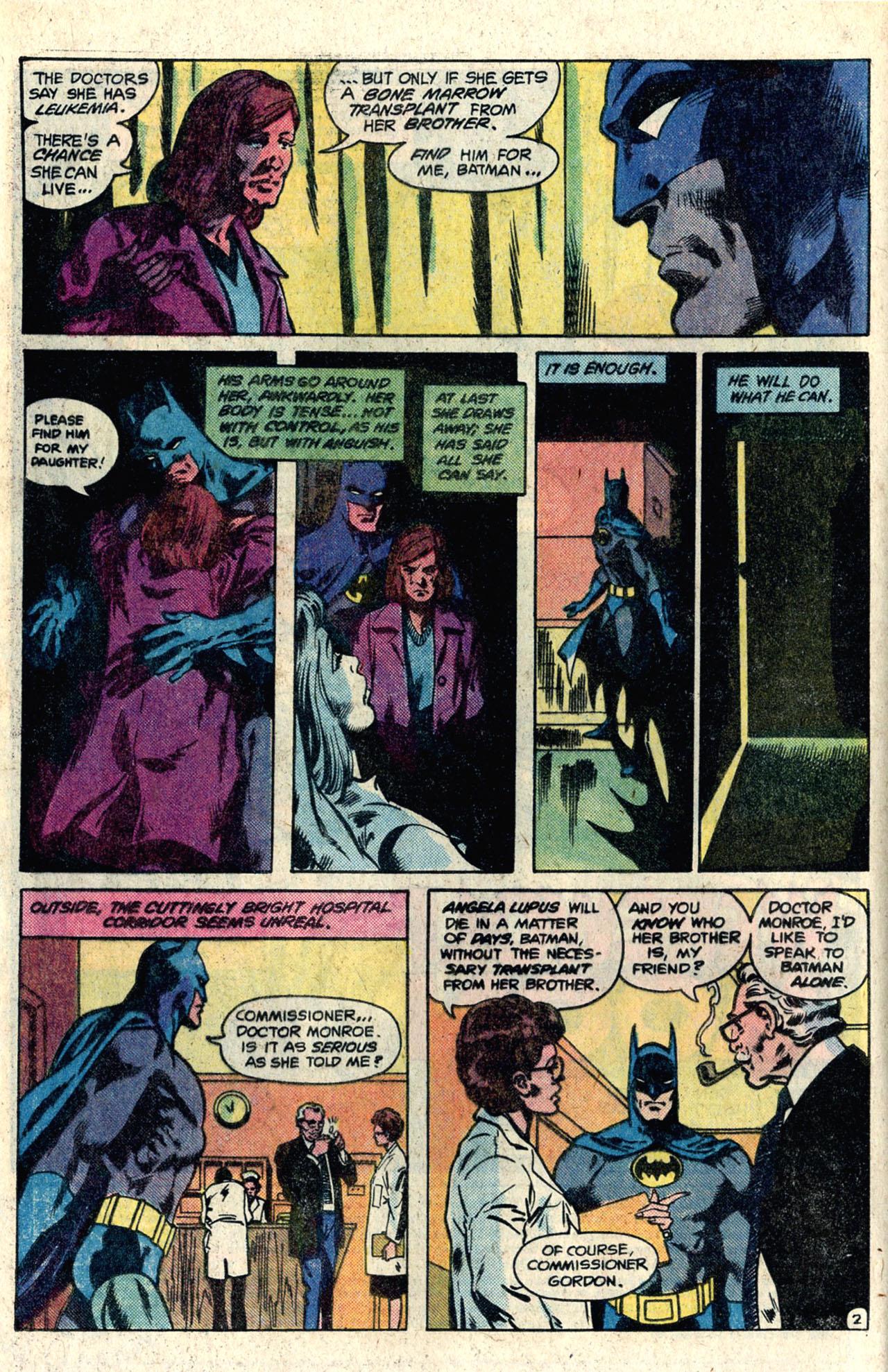 Detective Comics (1937) 505 Page 3