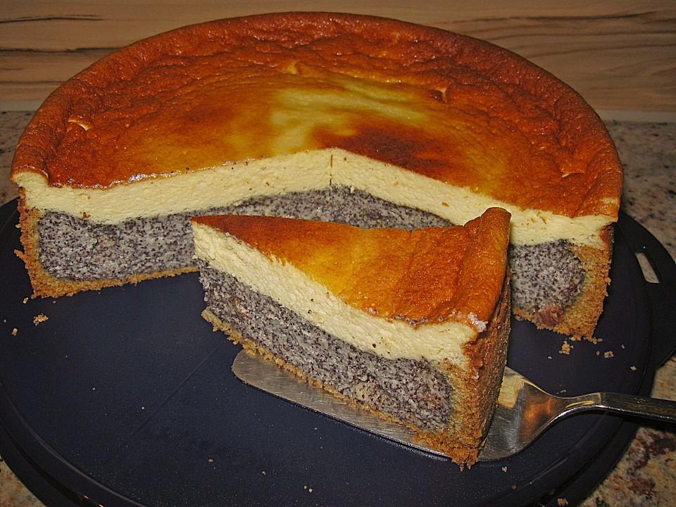 Rezeptwelt Mohn Schmand Kuchen