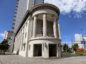 旧横浜銀行本店別館