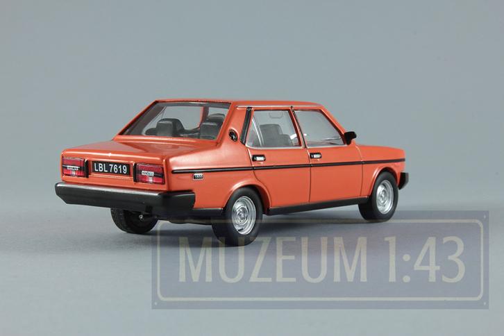 Muzeum 1 43 Fiat 131 1 43 Dea Ist Models