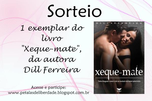 Sorteio, livro, Xeque-Mate, Dill-Ferreira, romance, modo-editora