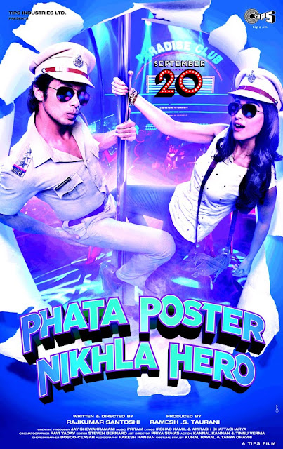 Phata Poster Nikla Hero 2013 Scam 700mb Download