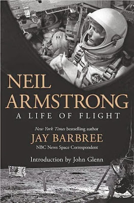 Neil Armstrong: A Life of Flight by Jay Barbree – book cover