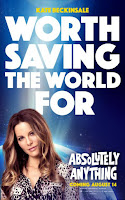 Absolutely Anything Poster Kate Beckinsale 2