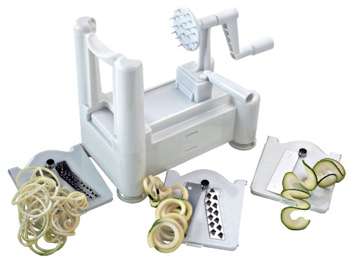 a tool called a spiralizer
