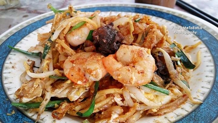 Follow Me To Eat La Malaysian Food Blog Char Kuey Teow