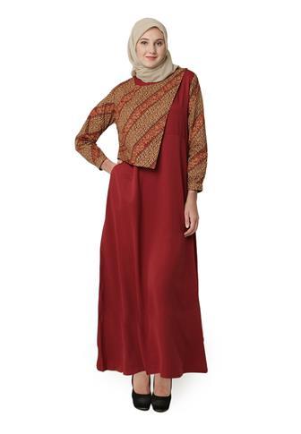 Model Baju Untuk Wanita Gemuk Berjilbab