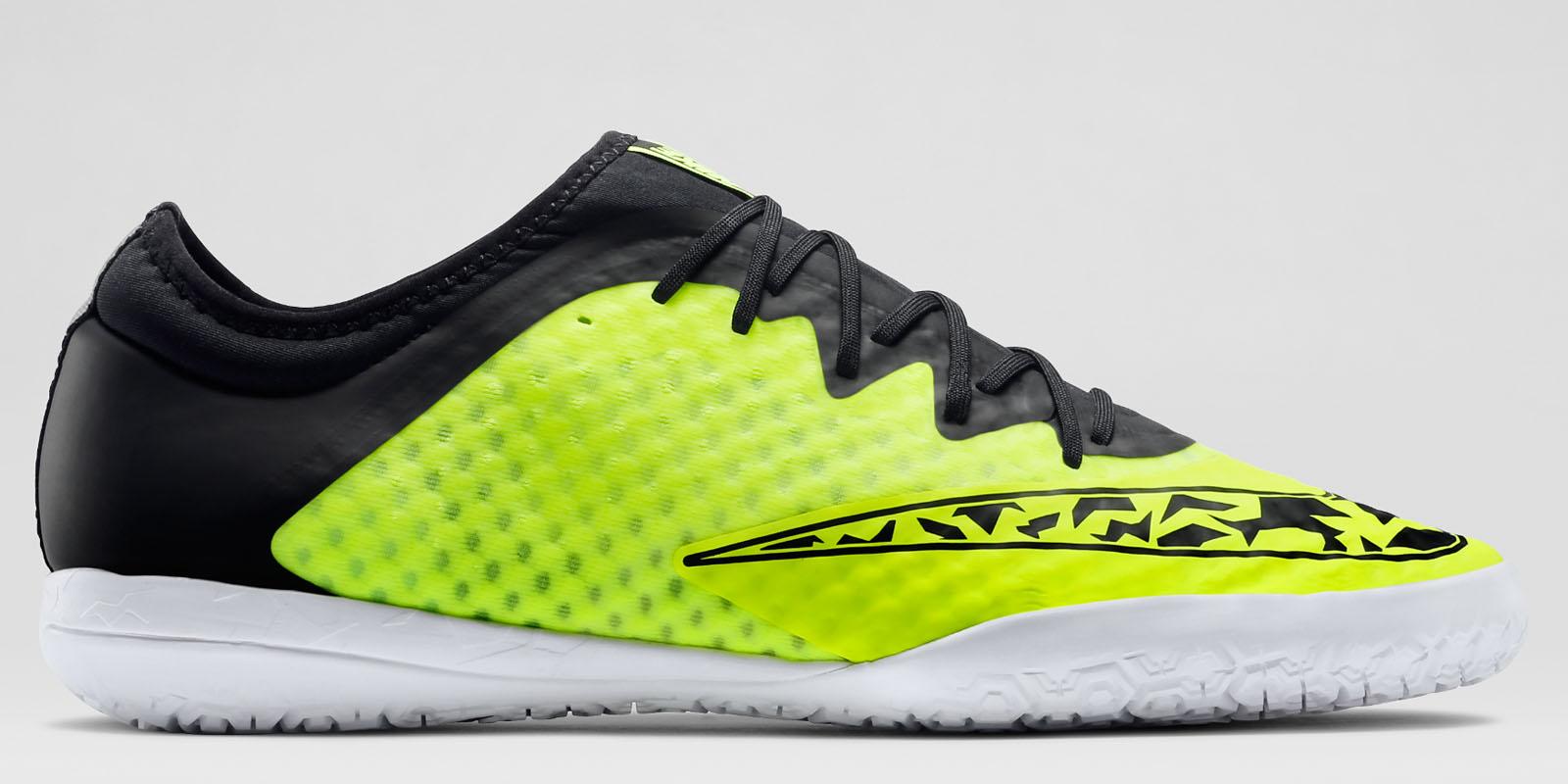 Nike Elastico Finale III IC Volt / White / Wolf Grey / Black