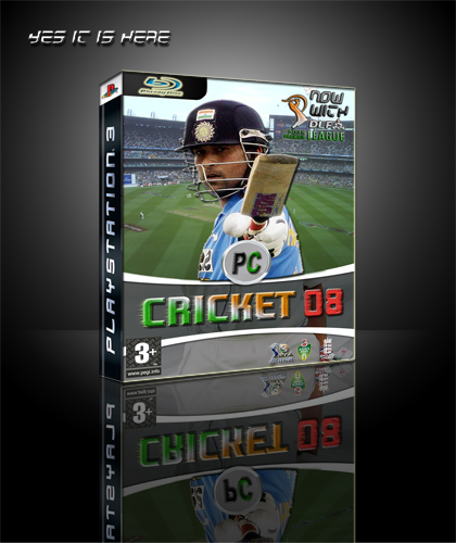 ea sports cricket 08 game free  for pc